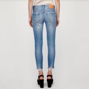 MOUSSY | Helendale Skinny Jean